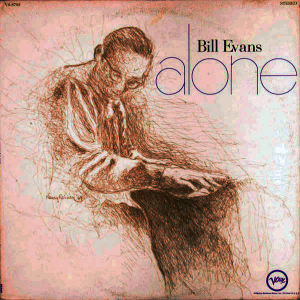 Bill Evans Alone no caption